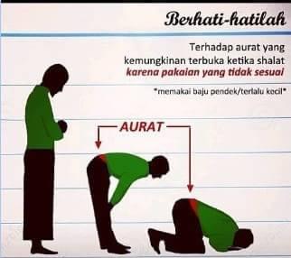 BAB AURAT (KITAB MUKHTASHOR ULUMUDDIN)